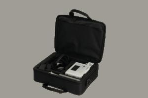 ecom- B - Abgasmessgerät in Tasche