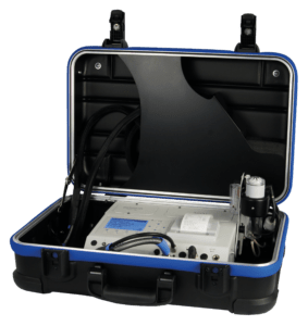 ecom-EN2-F - Abgasanalysegerät im Profi- Koffer