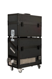 ecom-J2KNpro TECH - mobiles Emissionsmessgerät Koffer gesamt