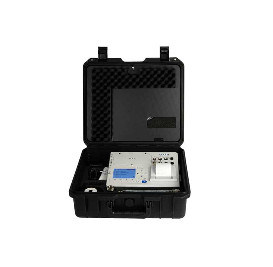 ecom-DP3 - Vollautomatisches Druckmessgerät
