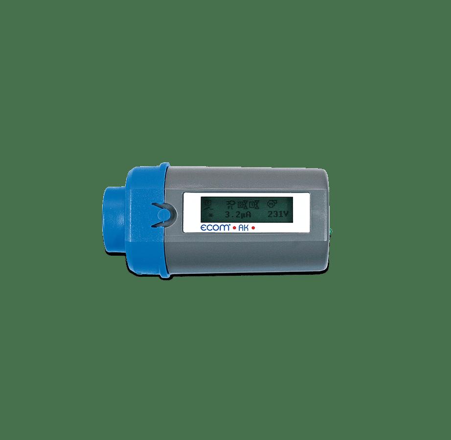 ecom-AK - Auslesekopf für digitale Feuerungsautomaten