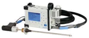 ecom-D - Abgasmessgerät