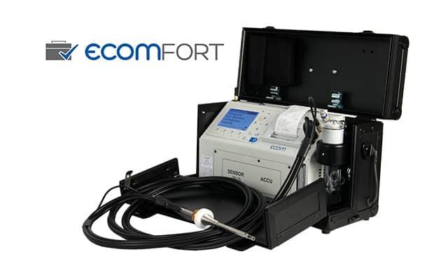 ecomFORT - FULL Service für Messgeräte