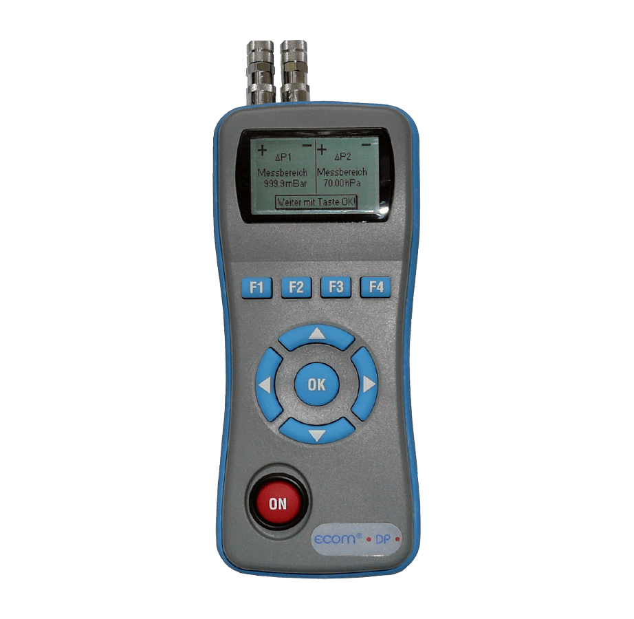 ecom-DP- Druckmessgerät