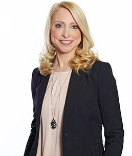 Geschäftsleitung Personal Management - Jennifer Binz