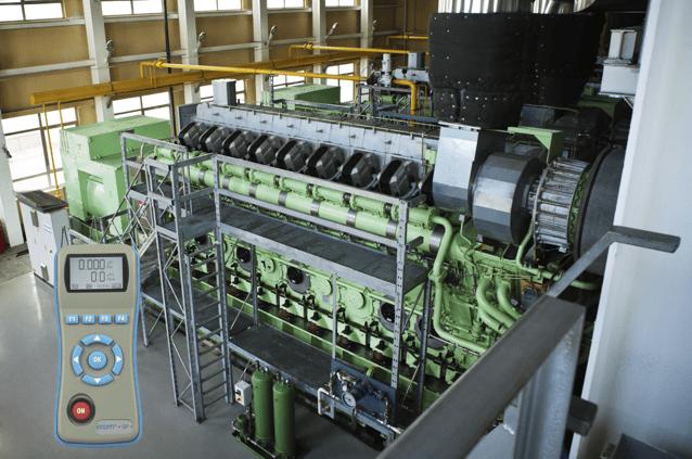 ecom-DP - Druckmessung an Motoren