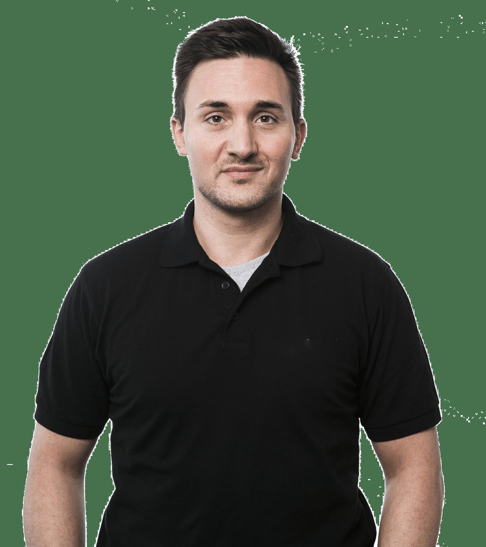 Marcel Grzeszik - Service Engineer - ecom GmbH
