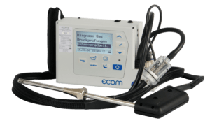 ecom-B - Abgasmessgerät