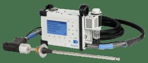 ecom-D - Abgasmessgerät für industrielle Anwendungen